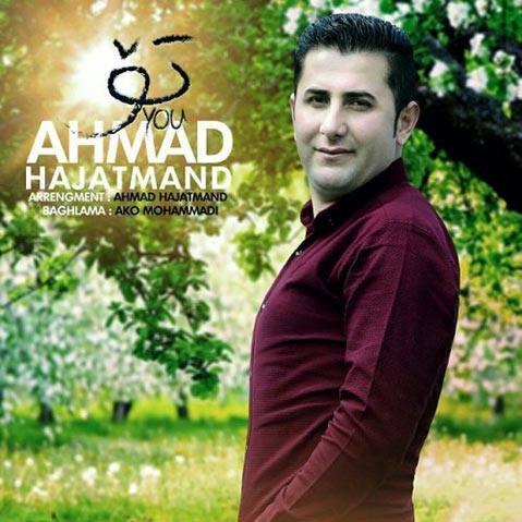 دانلود آهنگ تو جوانترین گولی منی از احمد حاجت مند