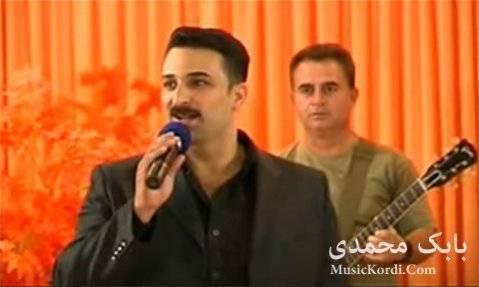 دانلود آهنگ غزل و یاری نازدار از بابک محمدی