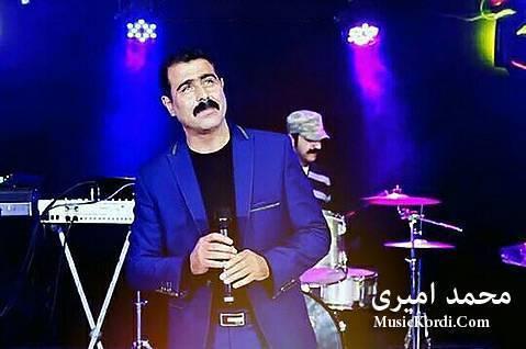 دانلود آهنگ باغ بی برگ از محمد امیری