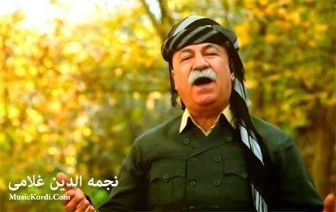دانلود آهنگ نازیله از نجمه الدین غلامی
